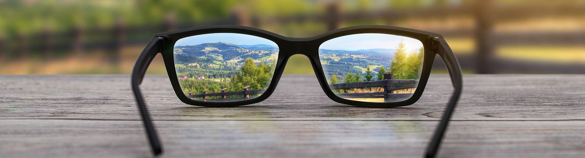 laser vision correction for myopia